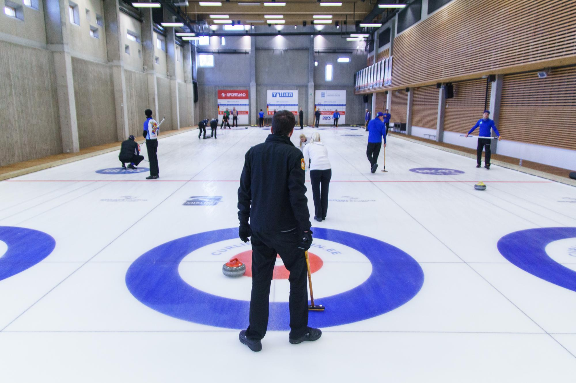 f959a85aed5 4th ISS WCT Tallinn Mixed Doubles International 2019 - Bonspiel in ...